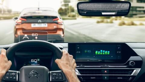 Citroën C4: Conectividad en clave francesa
