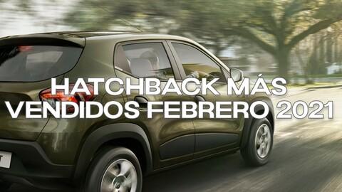 Los hatchback más vendidos en Colombia en febrero de 2021