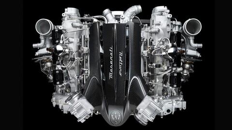 Maserati presenta Nettuno, el V6 que incorpora tecnología de F1