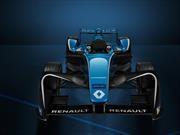Fórmula E: Renault ZE 17, monoplaza francés para ser imbatible