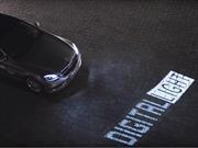 El sistema de iluminación Digital Light de Mercedes-Benz hará que los faros hablen