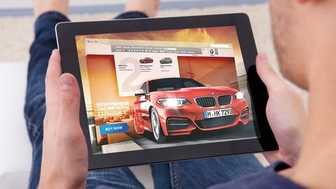 BMW quiere mejorar las ventas por Internet y recurre a Alibaba