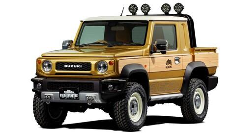 La fiebre del Jimny tiene a Suzuki de cabeza