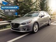 El Nuevo Mazda3 es el Autocosmos del Año 2013