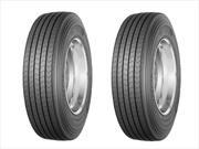 Michelin presenta nueva llanta para remolque