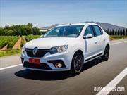 Renault Symbol Fase II en Chile, correcta remodelación