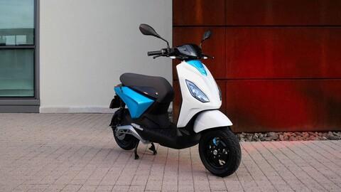 Piaggio 1, la primera E-scooter de la marca italiana