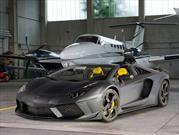Mansory Lamborghini Aventador Carbonado Roadster, un demonio del asfalto