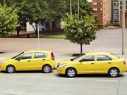 Chevrolet acelera con todo en el segmento de taxis en Colombia