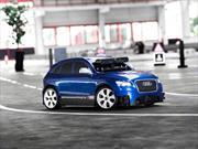 Audi pone a concursar a universitarios programando carros autónomos a escala