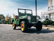 Jeep Willys CJ-2A, el primer vengador