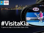 KIA lo lleva al Australian Open 2016
