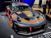 Porsche 911 GT2 RS Clubsport: exclusivo para la pista