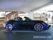 El Porsche 911 Targa 4S se lanza en Argentina