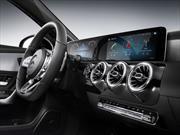 Mercedes-Benz presenta su nuevo sistema multimedia MBUX