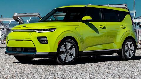 KIA tiene rodando 500 mil autos electrificados por todo el mundo