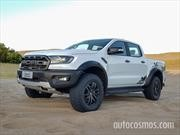 Ford Ranger Raptor, nuestro primer acercamiento con esta pickup