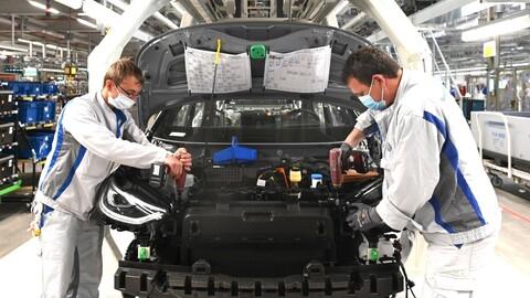 1 de cada 10 trabajadores de la industria del automóvil perderá su trabajo por la automatización