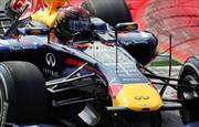 F1: Vettel se sacó un diez en Monza