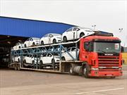 Comenzó la exportación del nuevo Chevrolet Cruze
