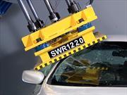 Video: Crash test para los techos de los automóviles
