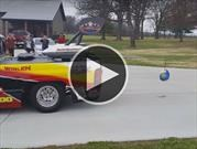 Flash Fire Jet Truck, el pick up ideal para cocinar el pavo del Thanksgiving Day