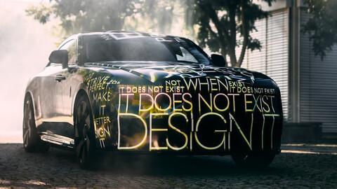 Rolls-Royce tendrá un modelo eléctrico ¿Y los V12?