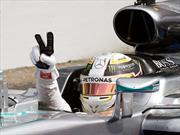 F1: Hamilton gana una carrera de pocas emociones