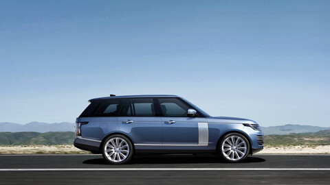 Range Rover 2021 contará con un nuevo motor híbrido