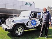 "Jeep, Auspiciador Oficial de ""Cumbres del Mundo"""