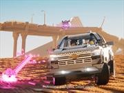 The Lego Movie 2: Chevrolet Silverado 2019,  protagonista principal