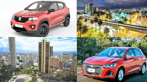 Top 20: ¿Cuáles son los vehículos más vendidos en cada región del país?