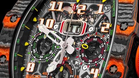¿Cuánto cuesta el reloj que le robaron a Lando Norris en el estadio de Wembley?