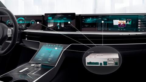 Bosch tiene encargos millonarios por sus nuevas computadoras para autos