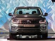 La nueva Volkswagen Amarok se lanza en Argentina