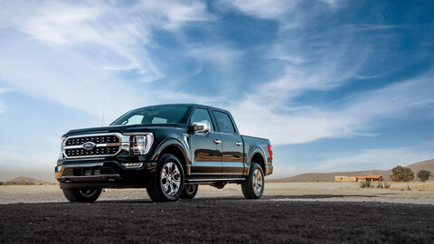 Manejamos la Ford F-150 2021