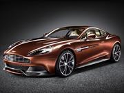Video: Aston Martin Vanquish, inspira una obra de arte