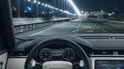 El futuro de los autos son los parabrisas con tecnología 3D y realidad aumentada