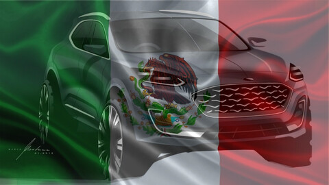 México podría producir la nueva Ford Ecosport
