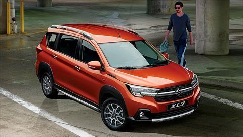 El Suzuki XL7 vuelve a la vida en Asia