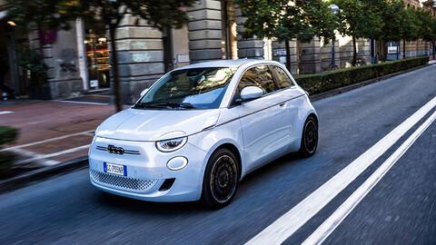 FIAT 500 eléctrico, es certificado como el auto más ecológico de Europa