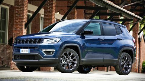 Jeep Compass 2021 se actualiza