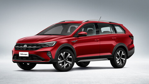 Imaginamos el VW Nivus Variant: #QueVuelvanLasRurales