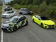 SoWo 2018: Volkswagen muestra 5 de sus bestias personalizadas