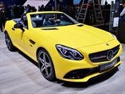 Mercedes-Benz SLC Final Edition, se despide disfrutando del sol