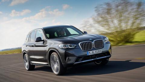 BMW X3 2021: Actualización con nuevas líneas y mecánica híbrida