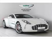 Aston Martin One-77 sale a la venta
