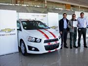 Chevrolet celebró en grande los 30 años de liderazgo
