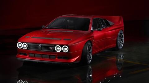 Kimera EVO37 reinterpreta al mítico Lancia 037 de Rally con 500 Hp y nueva tecnología