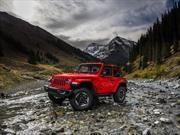 Jeep Wrangler, al más puro estilo 4x4